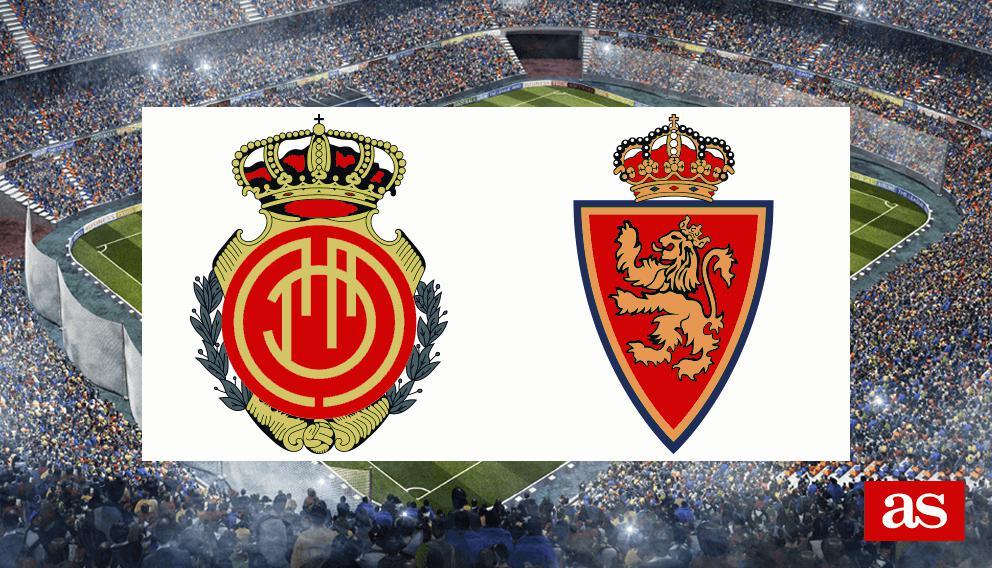 Mallorca - Real Zaragoza en vivo y en directo online: LaLiga 1,2,3 2016/2017