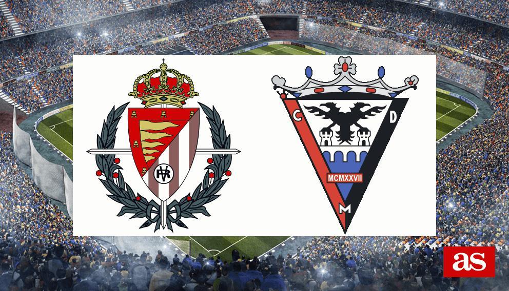 Valladolid - Mirandés: resultado, goles y crónica - Liga 123