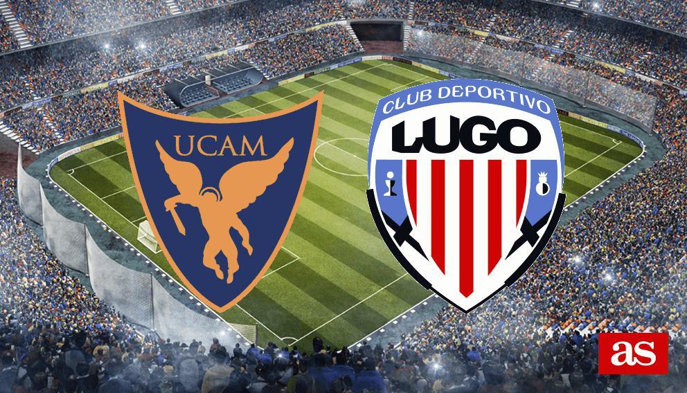 UCAM Murcia - Lugo en directo online: J17 LaLiga 1,2,3 2016