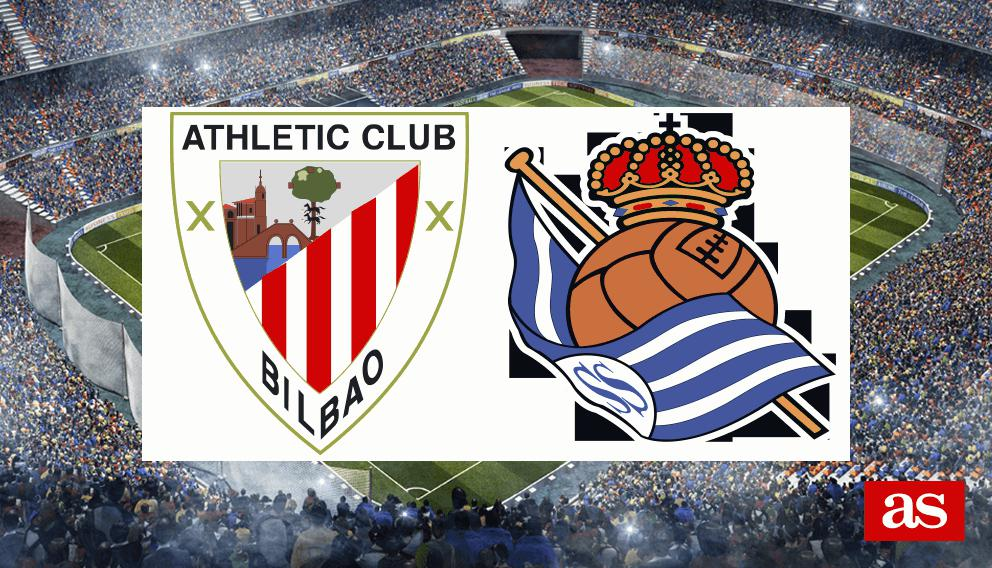 Athletic vs. R. Sociedad live: LaLiga Santander 2016/2017 - AS.com