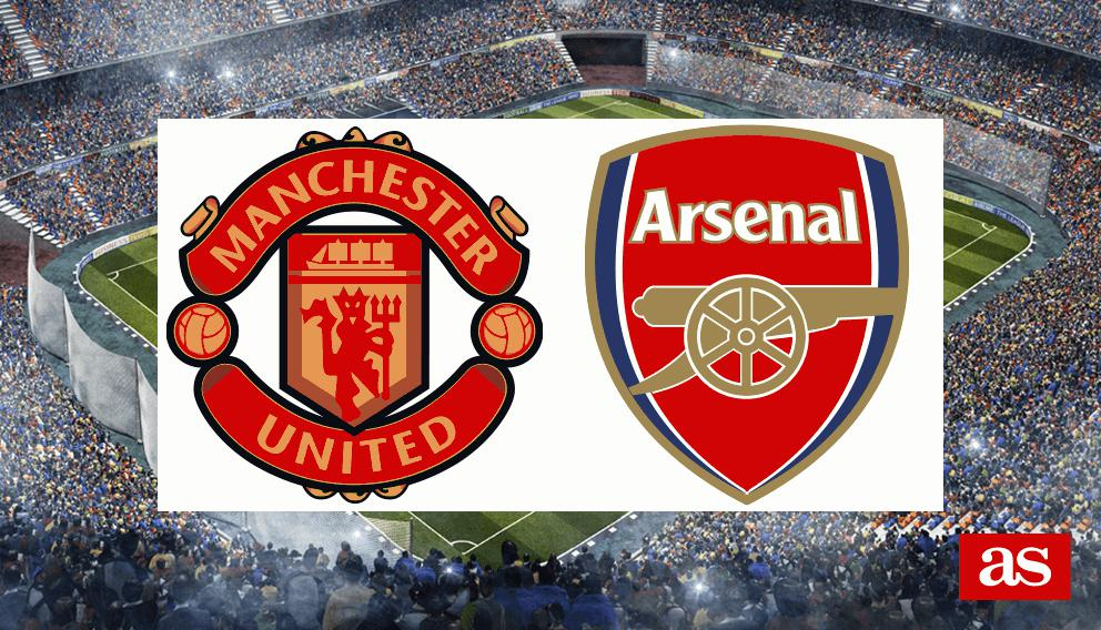M. United vs. Arsenal live: Premier League 2016/2017 - AS.com