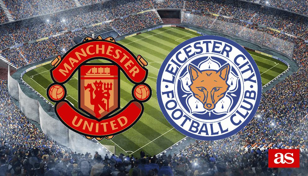 M. United - Leicester en vivo y en directo online: Premier League 2016/2017