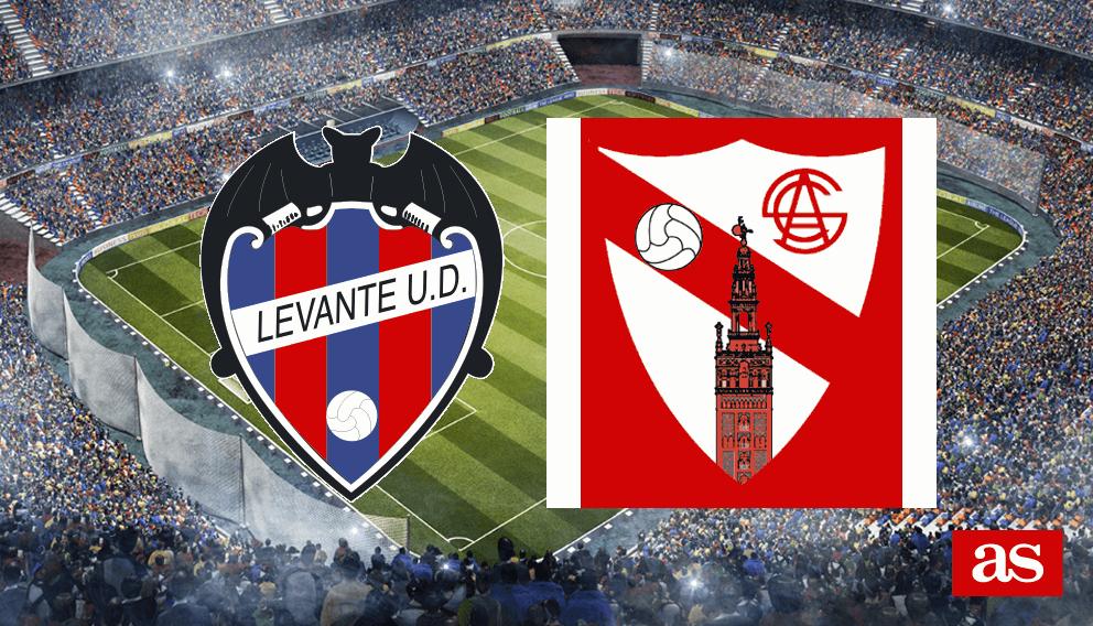 Levante vs. Sevilla Atlético live: LaLiga 1,2,3 2016/2017 - AS.com