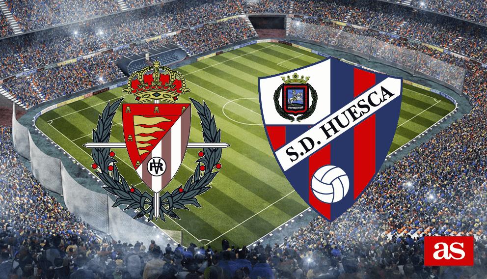 Valladolid - Huesca en vivo y en directo online: LaLiga 1,2,3 2016/2017