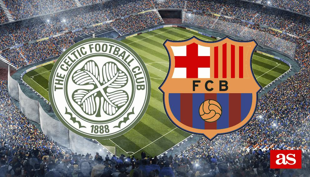 Celtic vs. Barcelona live: Champions League 2016/2017 - AS.com