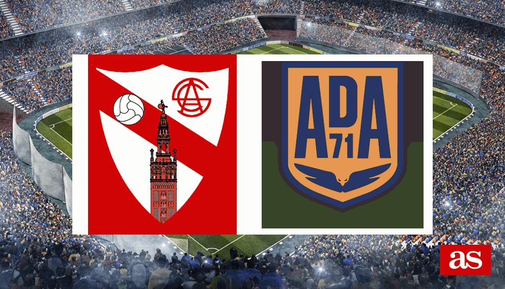 Sevilla Atlético - Alcorcón en vivo y en directo online: LaLiga 1,2,3 2016/2017