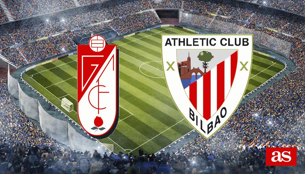 Granada vs. Athletic live: LaLiga Santander 2016/2017 - AS.com