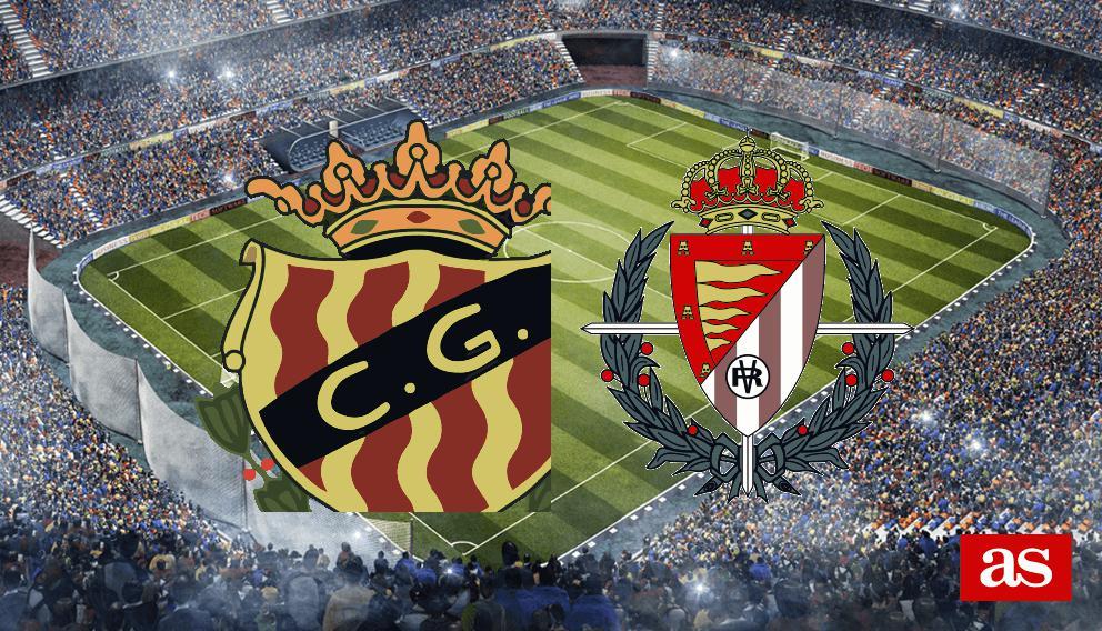 Gimnàstic - Valladolid en vivo y en directo online: LaLiga 1,2,3 2016/2017