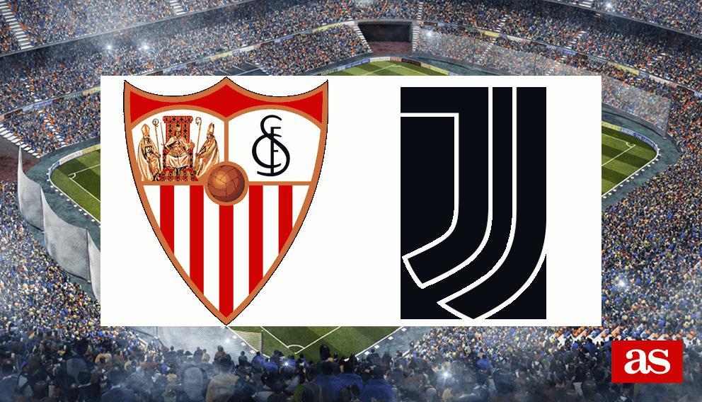 Sevilla - Juventus: resultado, resumen y goles - Champions League