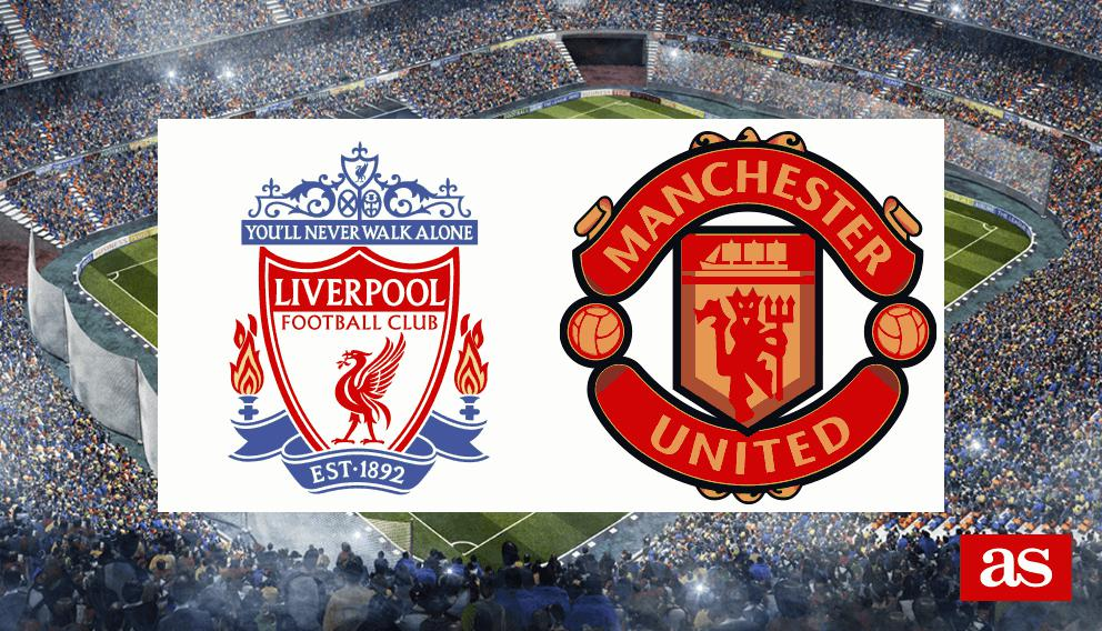 Liverpool - M. United en vivo y en directo online: Premier League 2016/2017