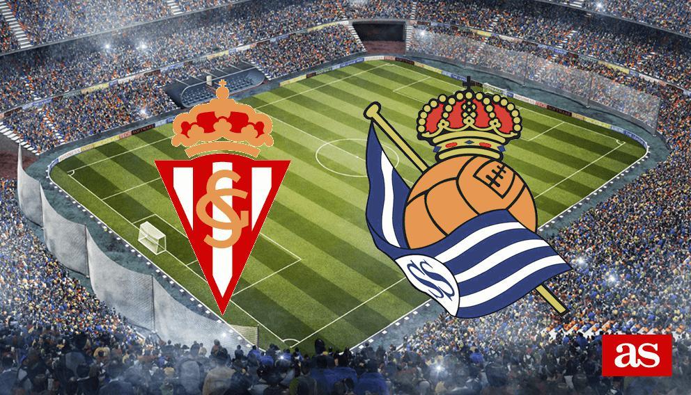 Sporting 1-3 Real Sociedad: resumen, resultado y goles
