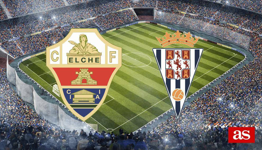 Elche - Córdoba en vivo y en directo online: LaLiga 1,2,3 2016/2017