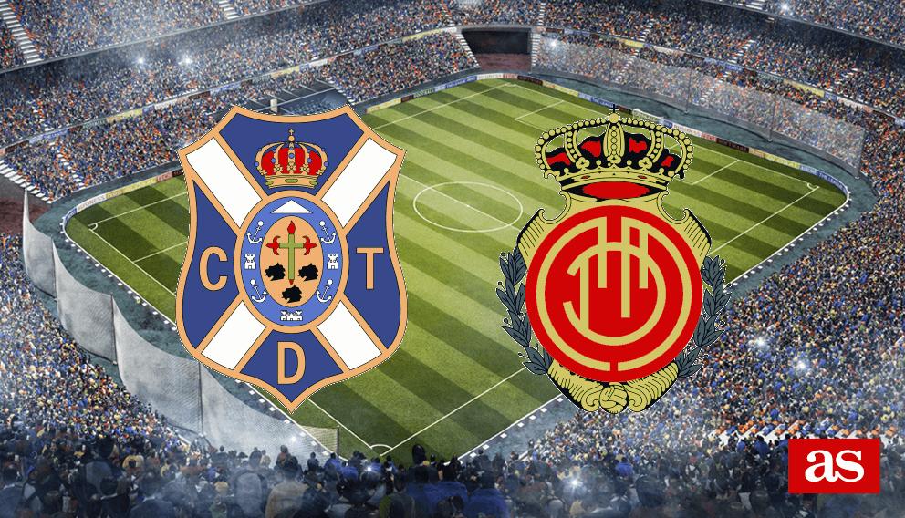 Tenerife - Mallorca en vivo y en directo online: LaLiga 1,2,3 2016/2017