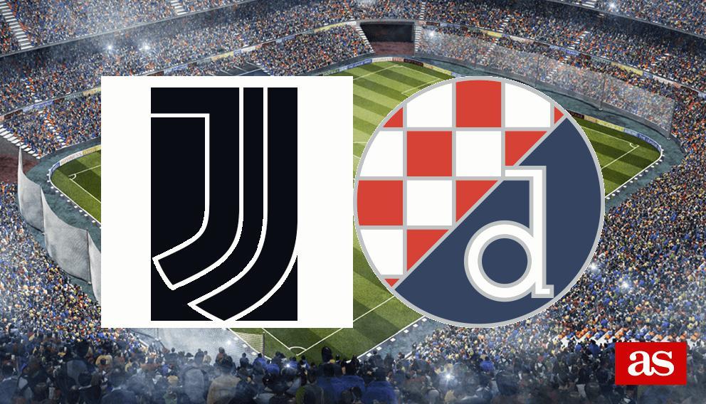 Juventus - D. Zagreb en vivo y en directo online: Champions League 2016/2017