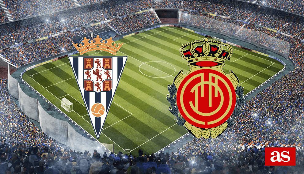 Córdoba - Mallorca: resumen, resultado y goles