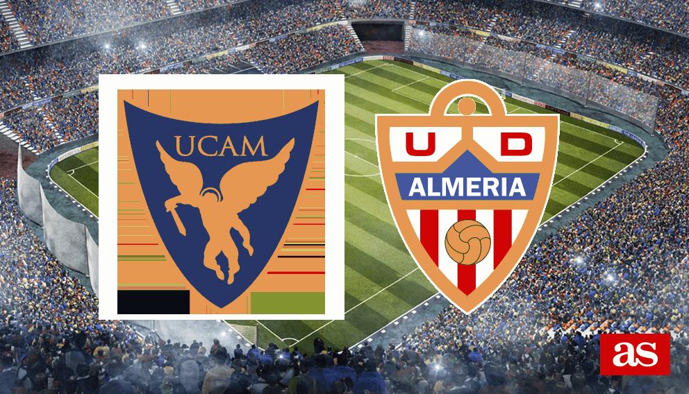 UCAM Murcia vs. Almería live: LaLiga 1,2,3 2016/2017 - AS.com