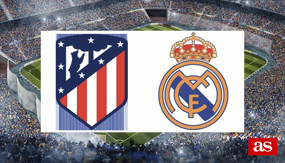 Atlético 0-3 Real Madrid: Resumen, resultado y goles del Derbi 2016