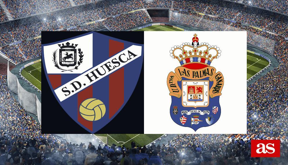 Huesca - Las Palmas en vivo y en directo online: Copa del Rey 2016/2017