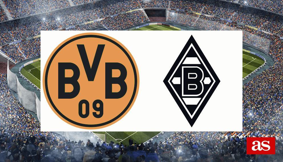 B. Dortmund vs. B. MGladbach live: Bundesliga 2016/2017 - AS.com