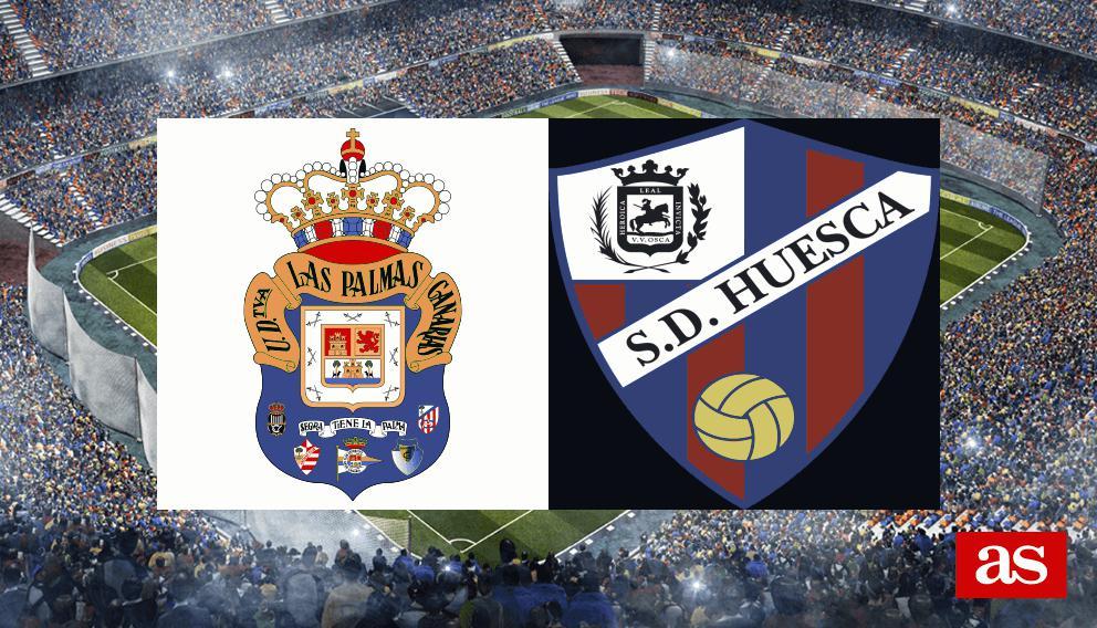 Las Palmas - Huesca en vivo y en directo online: Copa del Rey 2016/2017