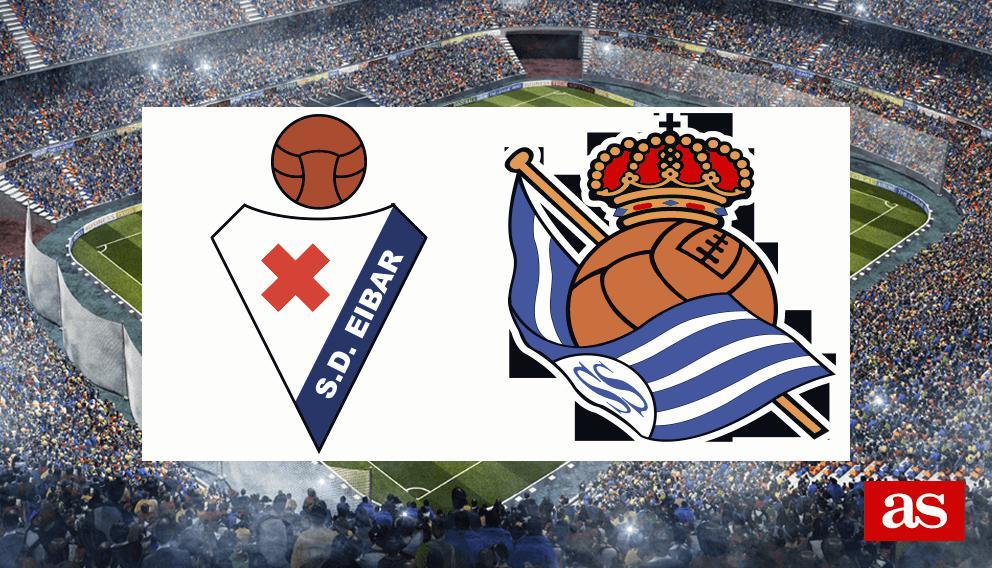 Eibar - R. Sociedad en vivo y en directo online: LaLiga Santander 2016/2017