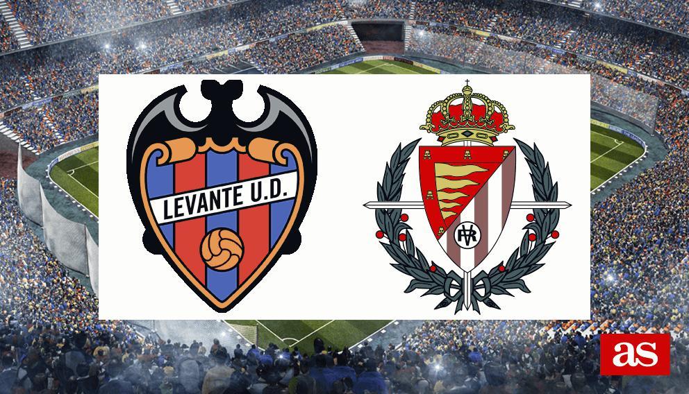 Levante - Valladolid en vivo y en directo online: LaLiga 1,2,3 2016/2017