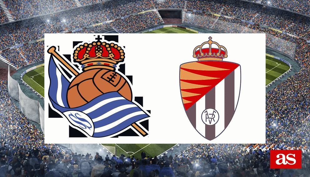 Real Sociedad 1-1 Valladolid : Resumen, goles y resultados de 16º de Copa del Rey