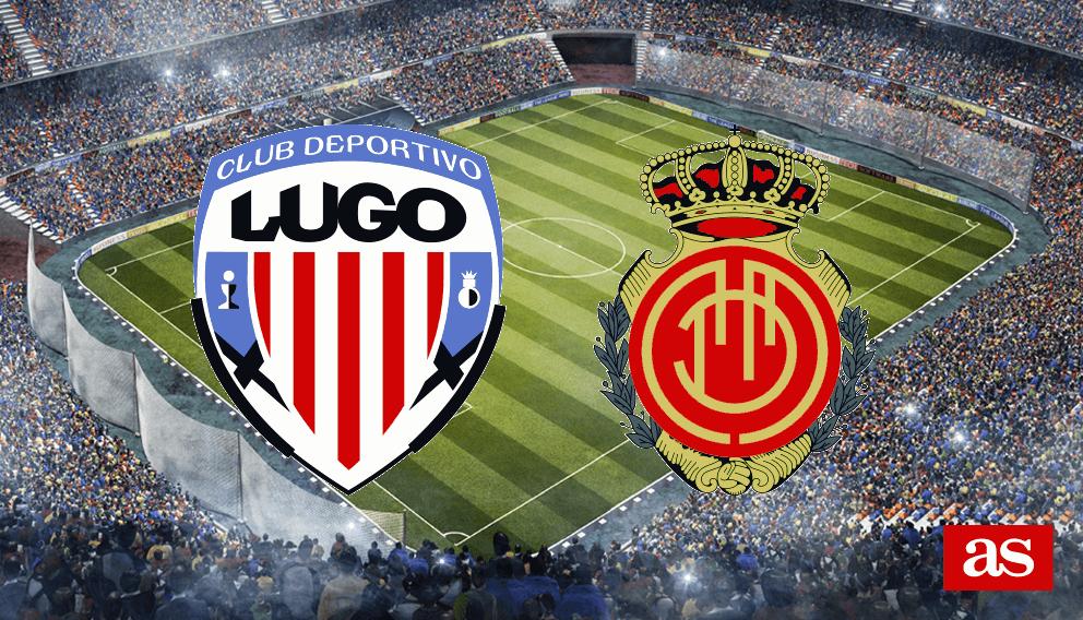 Lugo - Mallorca en vivo y en directo online: LaLiga 1,2,3 2016/2017