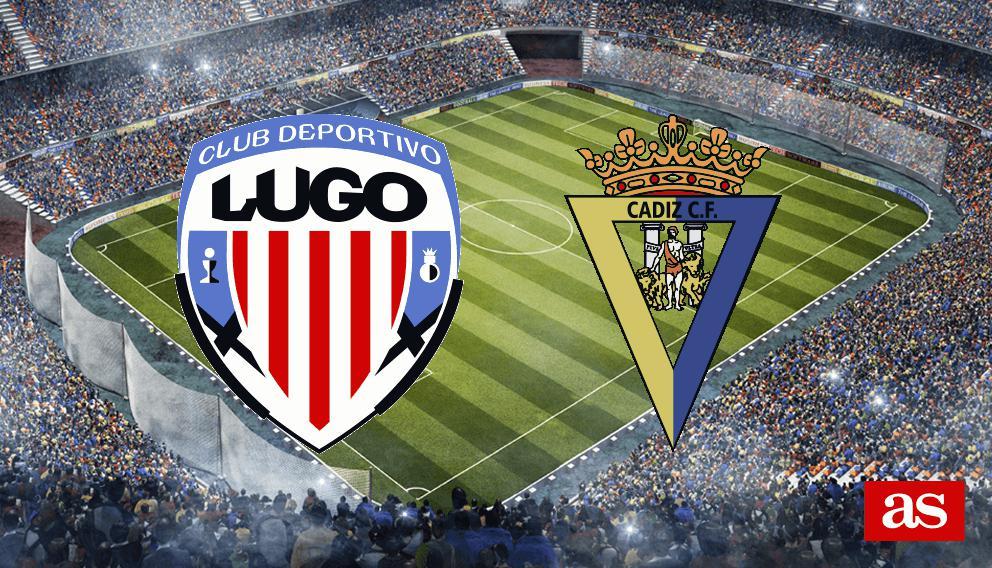 Lugo - Cádiz en vivo y en directo online: LaLiga 1,2,3 2016/2017