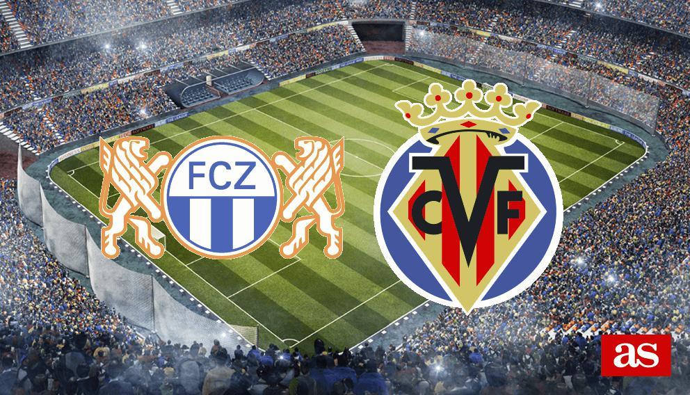 Zürich - Villarreal en vivo y en directo online: Europa League 2016/2017