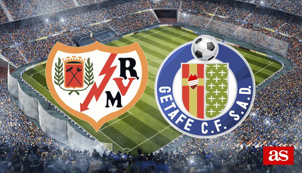 Rayo vs. Getafe live: LaLiga 1,2,3 2016/2017 - AS.com