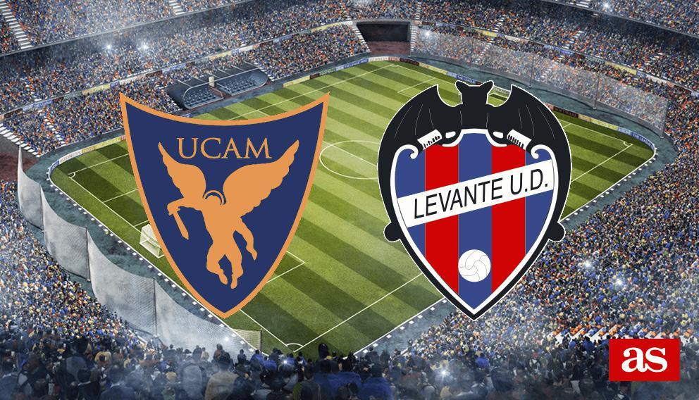 UCAM Murcia - Levante en directo y en vivo online: Liga 123