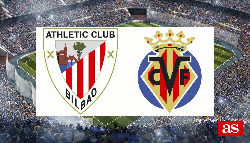 Athletic vs. Villarreal live: LaLiga Santander 2016/2017 - AS.com
