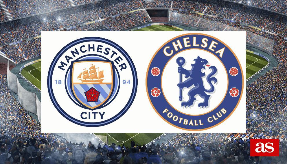 Manchester City - Chelsea en vivo y en directo online
