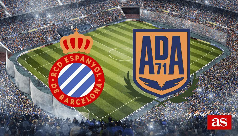 Espanyol - Alcorcón en vivo y en directo online: Copa del Rey 2016/2017