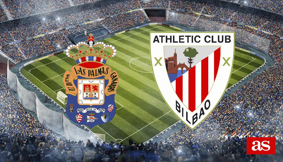 Las Palmas vs. Athletic live: LaLiga Santander 2016/2017 - AS.com