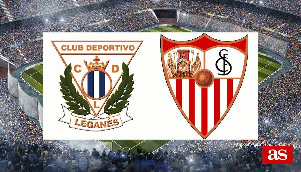 Leganés vs. Sevilla live: LaLiga Santander 2016/2017 - AS.com