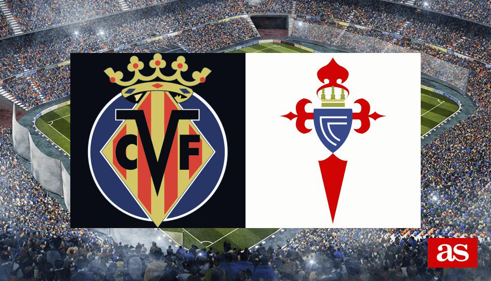 Villarreal - Celta en vivo y en directo online: LaLiga Santander 2016/2017