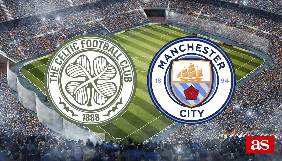 Celtic - M. City en vivo y en directo online: Champions League 2016/2017
