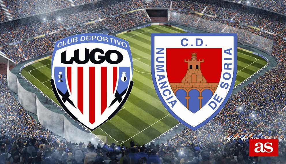Lugo - Numancia: resultado, goles y crónica - Liga 123