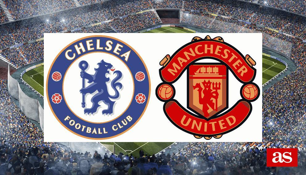 Chelsea - M. United en vivo y en directo online: Premier League 2016/2017