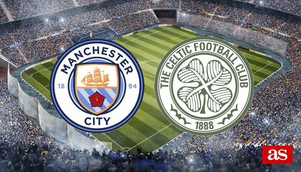 M. City - Celtic en vivo y en directo online: Champions League 2016/2017