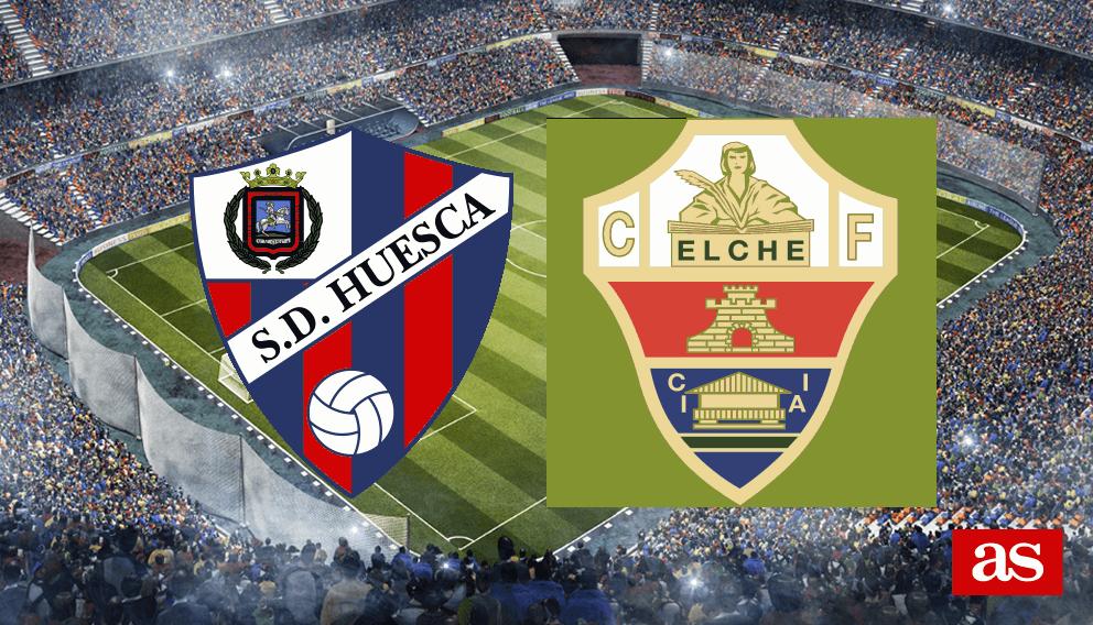 Huesca vs. Elche live: LaLiga 1,2,3 2016/2017 - AS.com