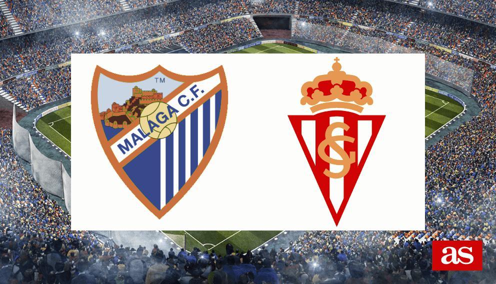Málaga vs. Sporting live: LaLiga Santander 2016/2017 - AS.com