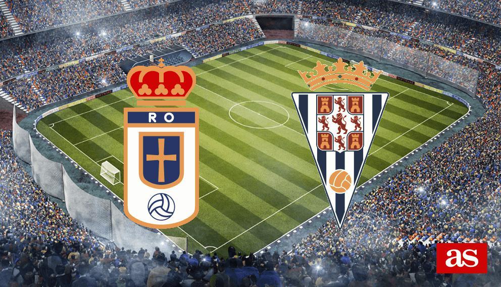 Oviedo - Córdoba: resumen, resultado y goles