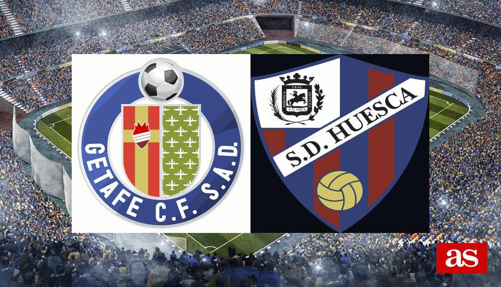 Getafe - Huesca en vivo y en directo online: LaLiga 1,2,3 2016/2017