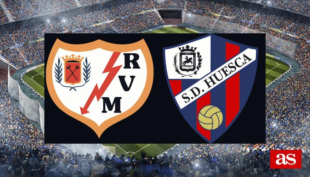 Rayo - Huesca: resumen, resultado y goles