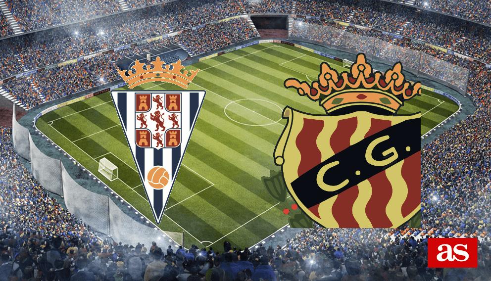 Córdoba - Gimnàstic en vivo y en directo online: LaLiga 1,2,3 2016/2017
