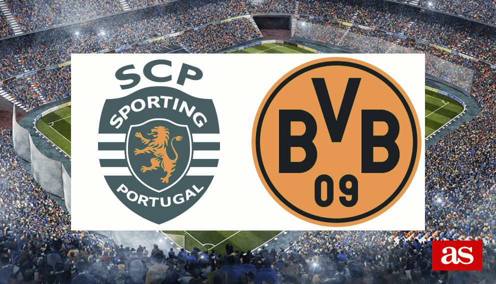 Sp. Portugal vs. B. Dortmund live: Champions League 2016/2017 - AS.com