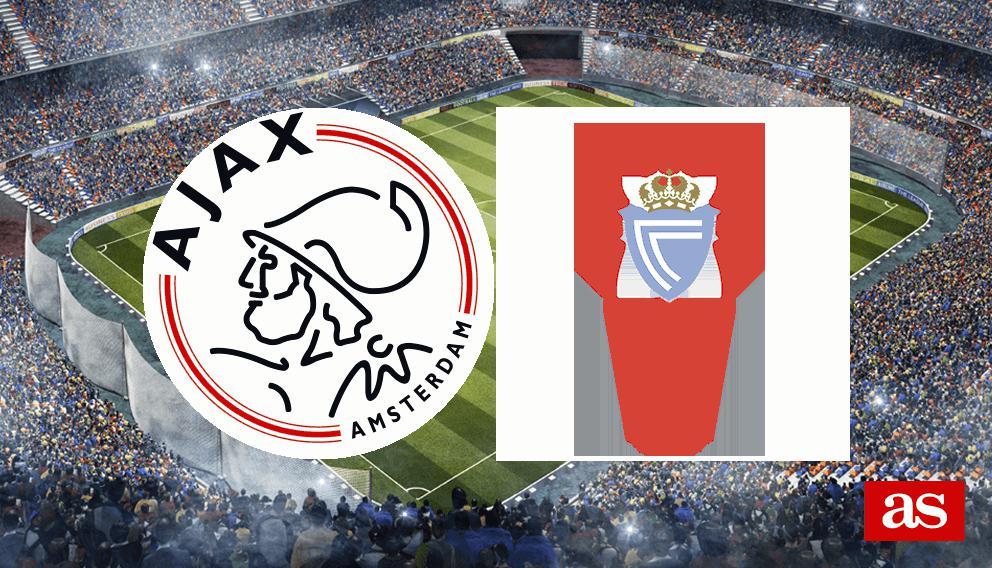 Ajax - Celta en vivo y en directo online: Europa League 2016/2017